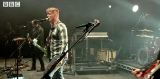 Queens Of The Stone Age no Reading 2017