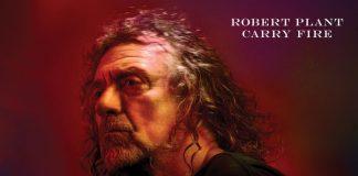 "Robert Plant em ""Carry Fire"""