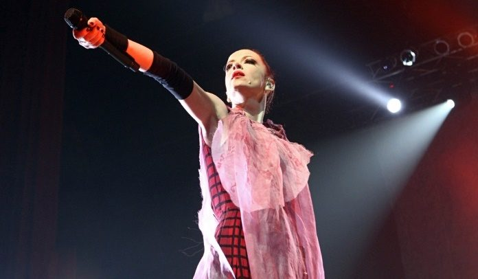 Shirley Manson, do Garbage