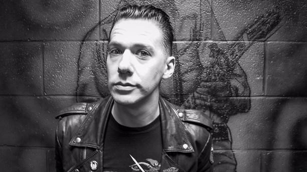 Tobias Forge, vocalista do Ghost