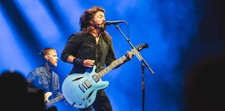 Foo Fighters no Lollapalooza Berlin 2017