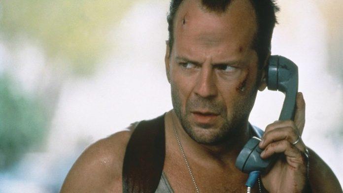 Bruce Willis em Duro de Matar