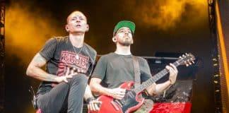 Chester Bennington e Mike Shinoda