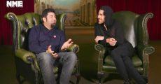 Chino Moreno, do Deftones, e Davey Havok, do AFI