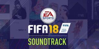 FIFA 18 - trilha sonora