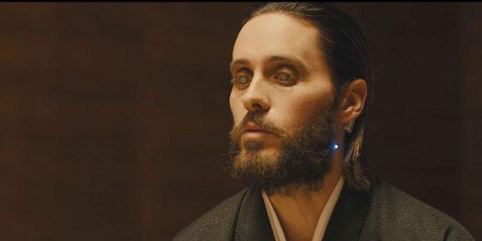Jared Leto em Blade Runner 2049