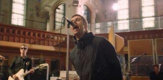 Liam Gallagher - video para Greedy Soul