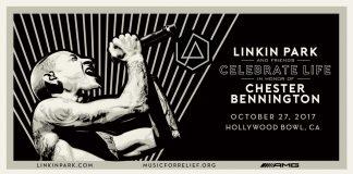 Linkin Park - evento em homenagem a Chester Bennington