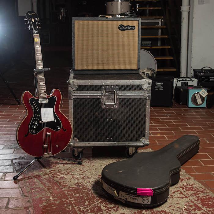 Noel Gallagher - 1960s Epiphone venda