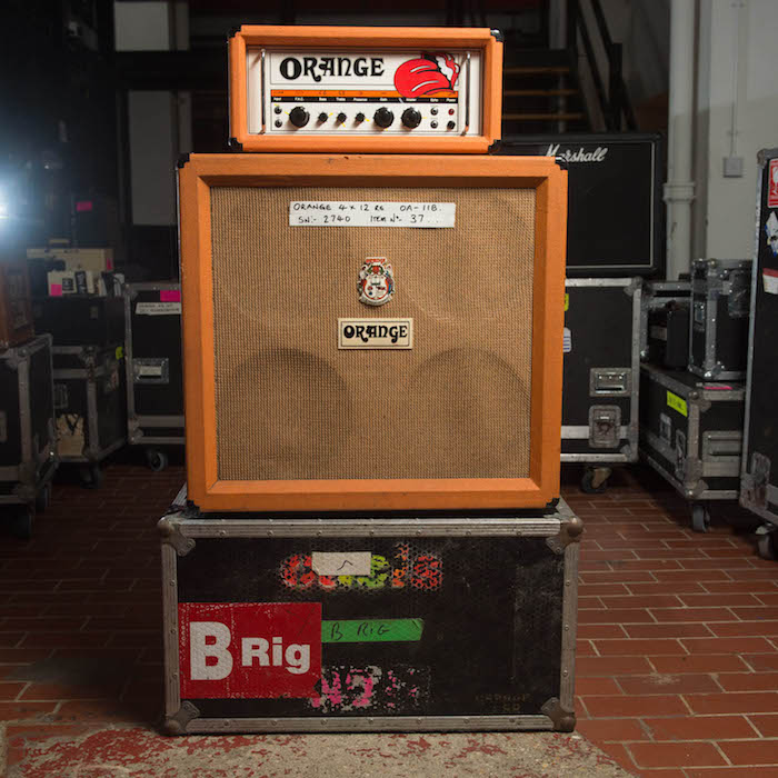 Noel Gallagher - Orange amp venda