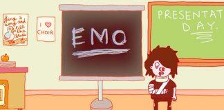 Pitchfork - guia Emo
