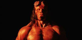 Sangue de Jesus tem poder nesse visu do David Harbour como Hellboy