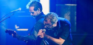 The National no Colbert