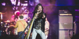 Aerosmith no Rock In Rio 2017