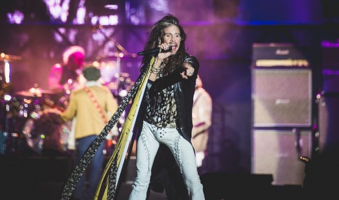 Aerosmith no Rock In Rio 2017