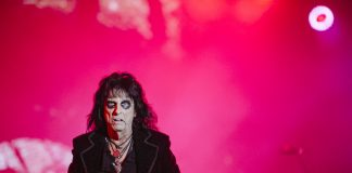 Alice Cooper no Rock In Rio