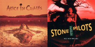 Alice In Chains e Stone Temple Pilots