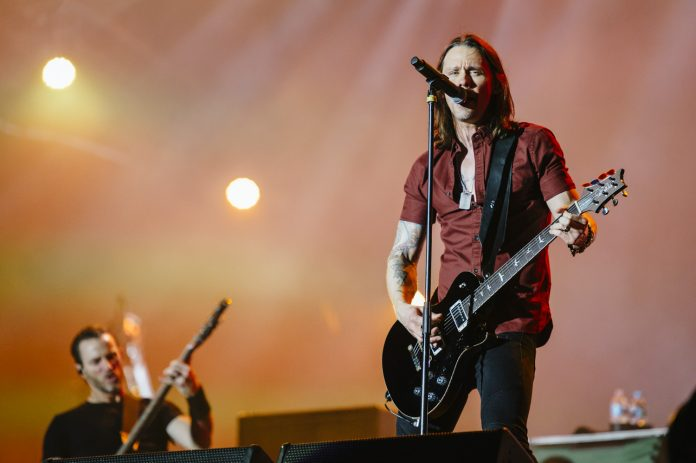 Alter Bridge no Rock In Rio