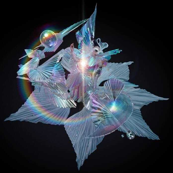 "Tá chegando: Björk anuncia novo single ""The Gate"""