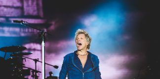 Bon Jovi no Rock In Rio 2017