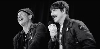 Chad Smith e Anthony Kiedis
