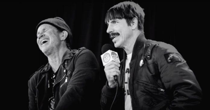 Chad Smith e Anthony Kiedis