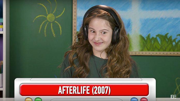 Criancas reagem a Avenged Sevenfold