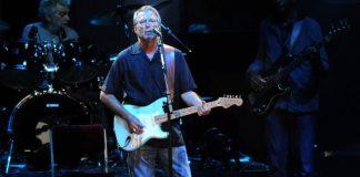 Eric Clapton no Rio de Janeiro, 2012