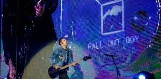 Fall Out Boy no Rock In Rio