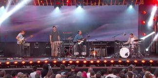 Grizzly Bear no Jimmy Kimmel