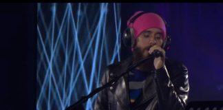 Jared Leto na BBC Radio 1