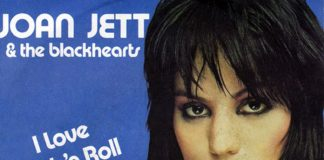 Joan Jett - I Love Rock And Roll