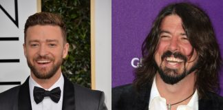 Justin Timberlake e Dave Grohl