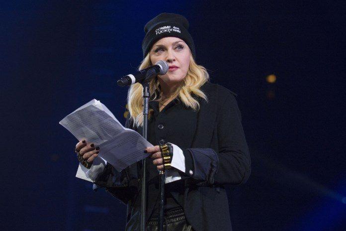 Madonna em 2014
