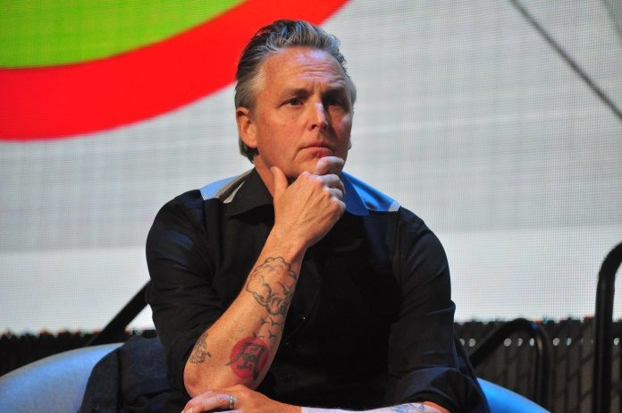 Mike McCready em 2014