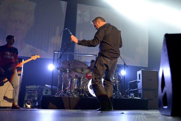 Morrissey em Barcelona, 2010