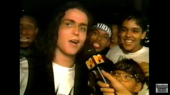 MTV Brasil no Hollywood Rock 1993