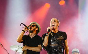 Ney Matogrosso e Nação Zumbi no Rock In Rio