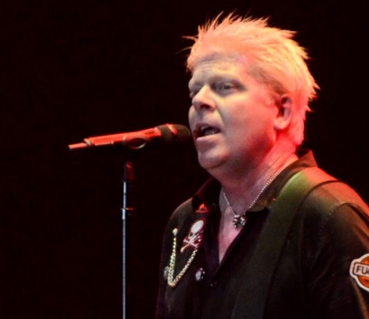 The Offspring no Rock In Rio