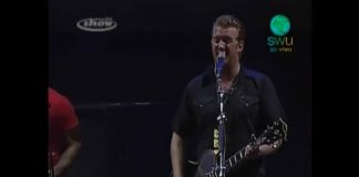Queens Of The Stone Age no SWU 2010