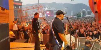 Raimundos no Rock In Rio 2017
