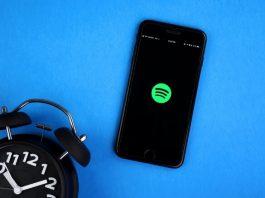 Cápsula do Tempo do Spotify