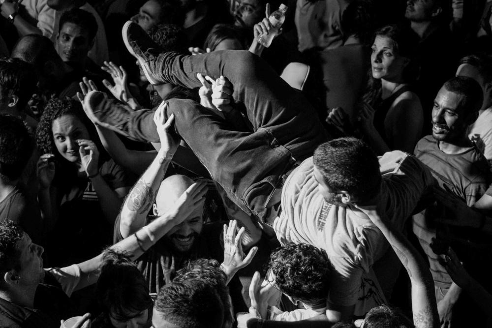 The Get Up Kids em São Paulo, 02/09/2017