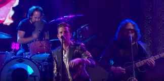 The Killers no Stephen Colbert