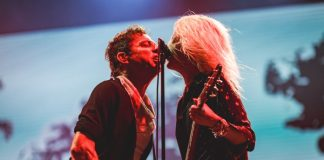 The Kills no Rock In Rio 2017