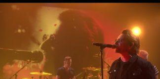 U2 no programa de Jimmy Fallon