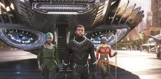 Black Panther - Pantera Negra trailer