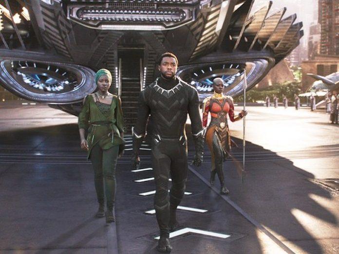 Black Panther - Pantera Negra trailer
