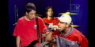 CPM 22 na MTV nos anos 90