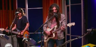 Courtney Barnett e Kurt Vile na KCRW